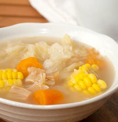 Canh sườn nấu ngô bao tử - Nội Trợ - Các món ăn ngon - Dạy nấu ăn gia đình