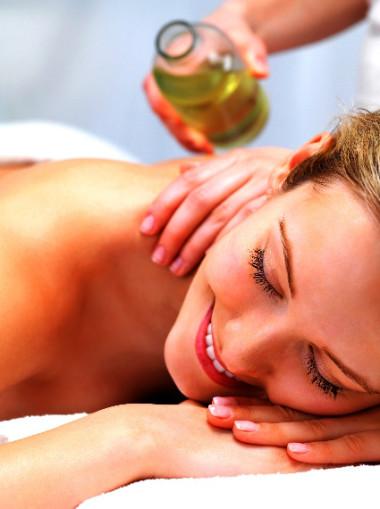 Massage có thể kích thích cả về tinh thần lẫn thể chất