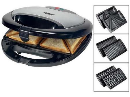 Chiếc máy nướng 3 trong 1 tiện ích cho gia đình bạn