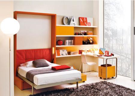 Nên sử dụng đồ nội thất đa năng cho ngôi nhà hẹp