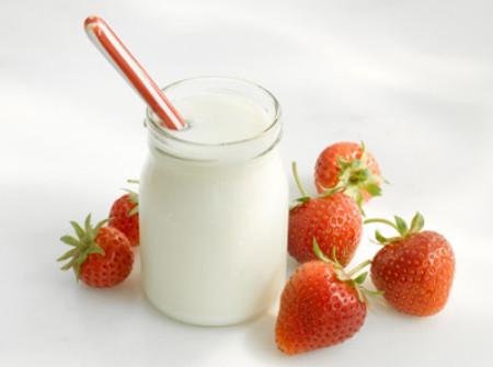 Sữa chua cùng với các loại thực phẩm 1