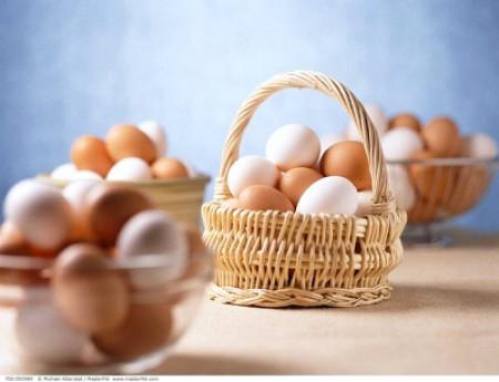 Trong trứng có chứa rất nhiều các chất dinh dưỡng