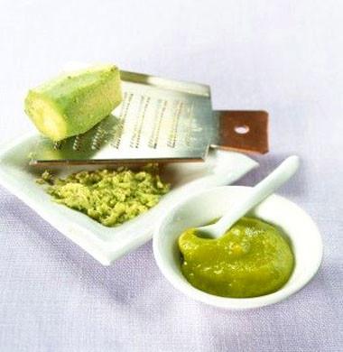 Wasabi có thể ngăn ngừa sự phát triển của mụn trứng cá trên da