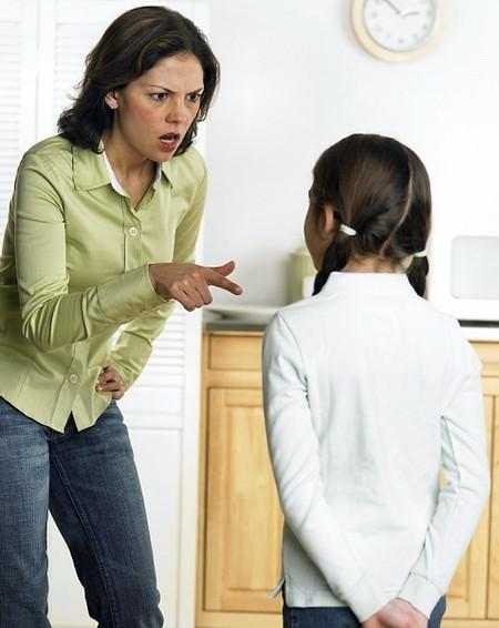 Con nói leo: Tình huống khó xử của cha mẹ 1