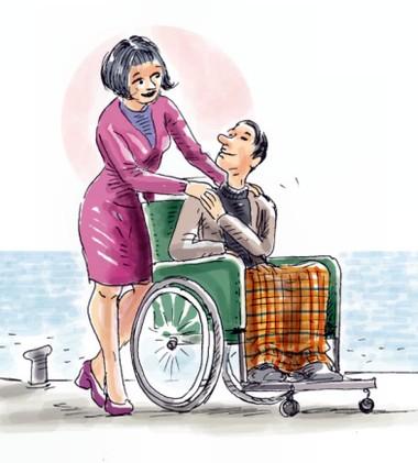 Người khuyết tật rất cần tình yêu, cũng cần cả tình dục