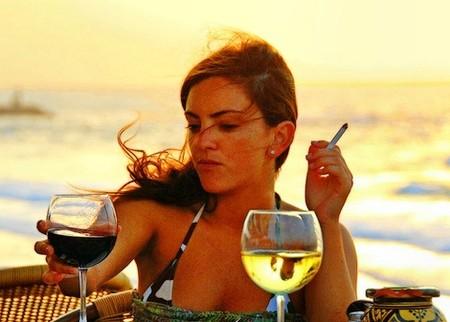 Rượu bia, thuốc lá: Khắc tinh số 1 của hệ hô hấp