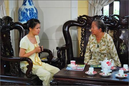 Khi M Ch Ng Yeu Con Dau Thai Qua Gia Inh Tinh