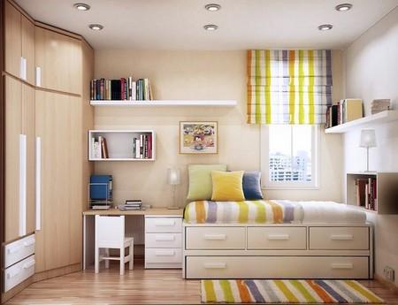 Phòng của trẻ là một không gian rất quan trọng trong ngôi nhà
