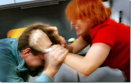 Đàn ông cũng có thể trở thành nạn nhân của sự bạo hành