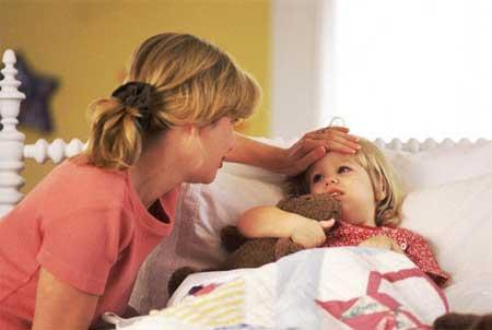 Trẻ bị dị ứng thuốc nếu khônng được phát hiện kịp thời sẽ gây hậu quả khó lường.