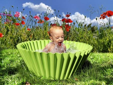 Chỉ nên tắm chanh khi trẻ không bị trầy xước và không nên tắm thường xuyên.