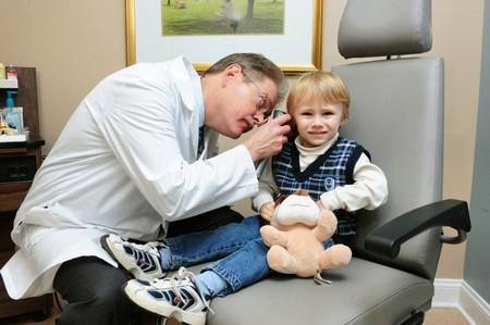 Trẻ nhỏ có tỷ lệ mắc bệnh viêm tai giữa cao nhất.