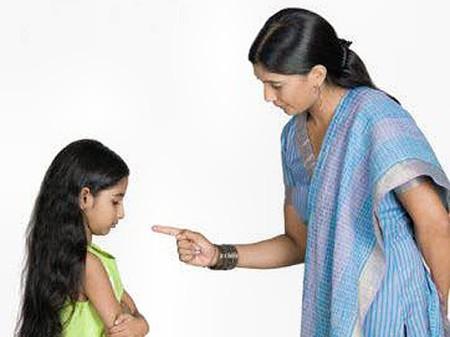 Đừng nên làm trẻ bị sợ hãi vì những lời dọa nạt
