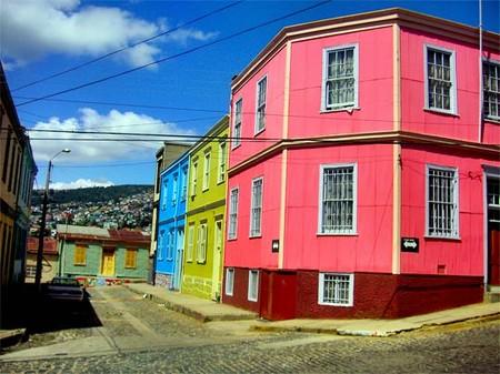 Những ngôi nhà có màu sơn lạ