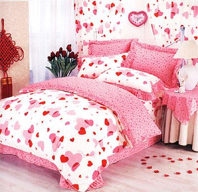 Sắc hồng luôn được xem là màu của niềm hạnh phúc bền vững.