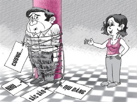 Cô vợ hiền thục dùng lạt mềm để buộc ta thật chặt