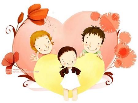 Hạnh phúc gia đình cần sự chung thủy và yêu thương