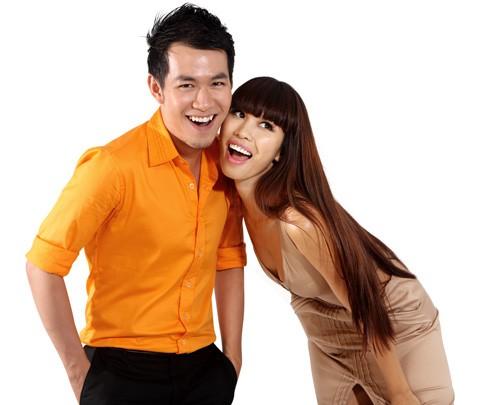 Hồ Trung Dũng & Hà Anh - Cặp đôi hoàn hảo 2011