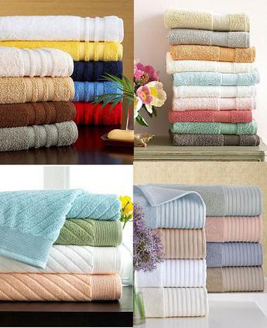Khăn tắm là một vật dụng cần thiết và cần được lựa chọn cẩn thận