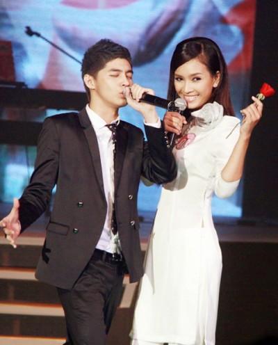 Noo Phước Thịnh & Phan Lê Ái Phương - Cặp đôi hoàn hảo 2011