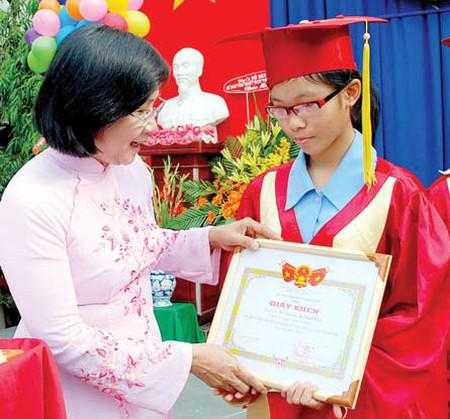 Trẻ vẫn có thể đạt được thành tích học tập tốt bất kể tình hình học tập ở những năm đầu đời ra sao.