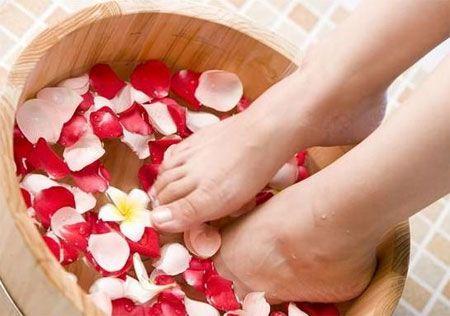 Thư giãn cho đôi chân sẽ giúp bạn giảm căng thẳng và mệt mỏi