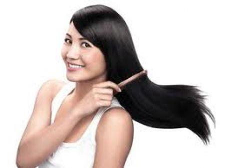 Hạn chế gội đầu và massade da đầu sẽ giúp mái tóc bạn chắc khỏe vào mùa đông