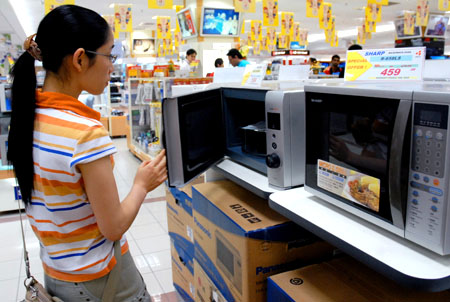 Lò vi sóng: cách chọn mua và sử dụng - Mua Sắm - Kiến thức gia đình - Thông tin thị trường - Đồ gia dụng