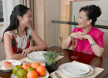 Duy trì mối quan hệ tốt đẹp trong gia đình là trách nhiệm chung của tất cả mọi người