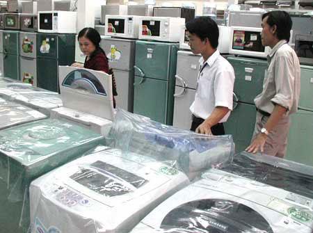 Máy giặt là vật dụng thiết yếu trong mỗi gia đình