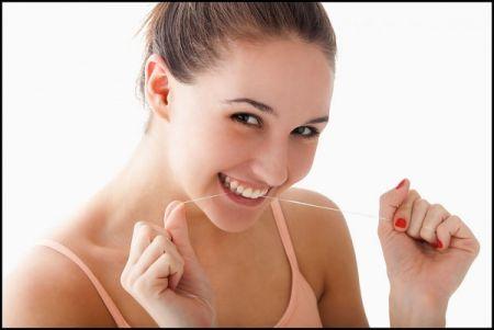 Táo rất tốt trong việc bảo vệ răng khỏi các mảng bám và cao răng