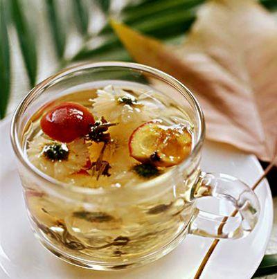 Bạn có thể tự chế loại trà giảm cân dành cho riêng mình.