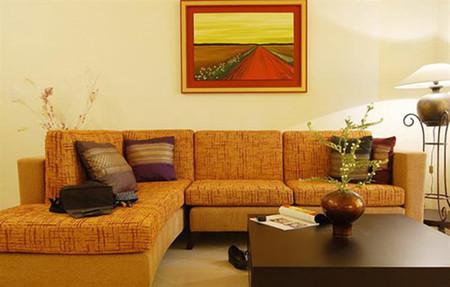 tranh tren sofa 2