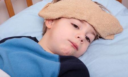 Vì sao trẻ bị hạch ở cổ? 1
