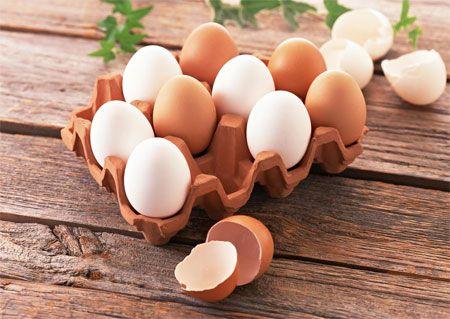 Trứng gà có tác dụng làm đẹp da, giảm thâm nám