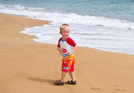 Muốn khám phá thế giới xung quanh là đặc điểm nổi trội về mặt tâm lý của bé 2 tuổi