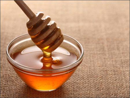 Mật ong làm cho món ăn có vị nâu vàng thật hấp dẫn