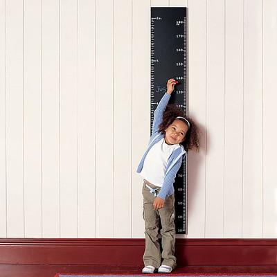 Các giai đoạn phát triển chiều cao của cơ thể 1