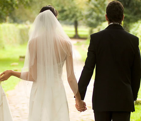 Kết hôn là một mốc quan trọng trong đời.