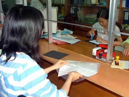 Khi làm giấy khai sinh, mẹ muốn gửi gắm nhiều điều trong cái tên con được mang.