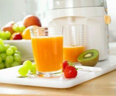 Không nên dùng nức ép hoa quả để uống vào buổi sáng, vì có thể khiến bạn bị đau dạ dầy