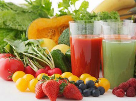 Tối đa hóa việc sử dụng rau quả trái cây sẽ giúp bạn trẻ lâu