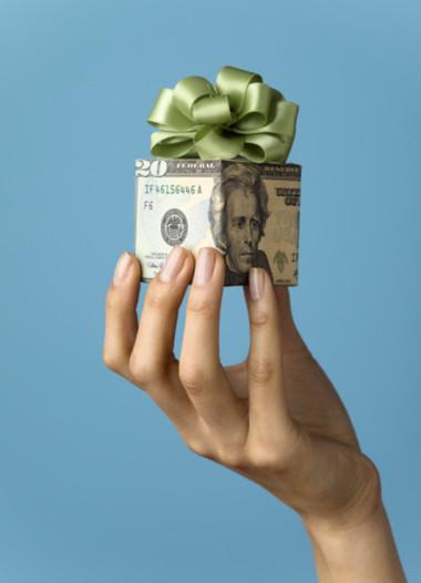 Giá trị của quà tặng không thể thay thế bằng tiền