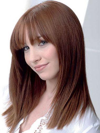 Tóc mái phát triển rất nhanh và cần được cắt tỉa thường xuyên