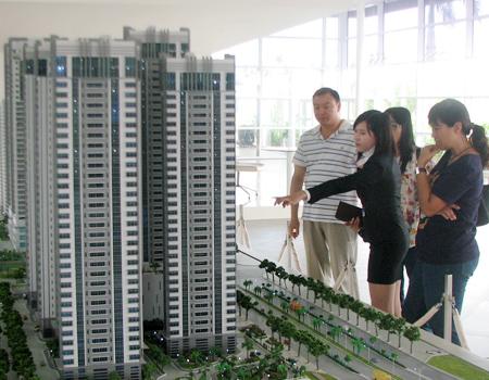 Khi tìm mua căn hộ chung cư, bạn nên chọn tầng sao cho hợp với tuổi của mình