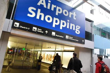 Các sân bay cũng có thể là thiên đường mua sắm của bạn