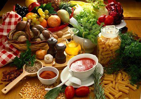 Mỗi một loại thực phẩm đều có cách bảo quản riêng.