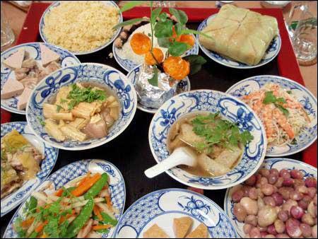 Người bệnh đái tháo đường nên chọn thực phẩm phù hợp để giữ gìn sức khỏe cho ngày Tết.