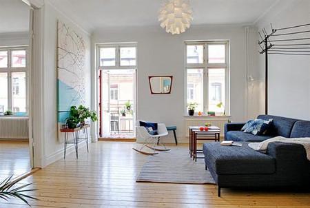 Bố trí các vật dụng trong nội thất ngăn nắp là một cách để chế ngự sự tán khí