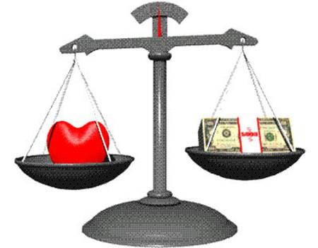 Tình và tiền trong cuộc sống của chúng ta 1